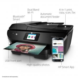 HP ENVY Photo 7855 All-in-One Wireless Photo Printer