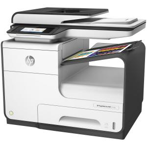 HP, HEWD3Q20A, PageWide Pro 477dw Multifunction Printer, 1 Each