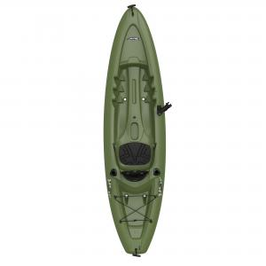 Lifetime Triton Angler 10 ft Fishing Kayak, Green 90793