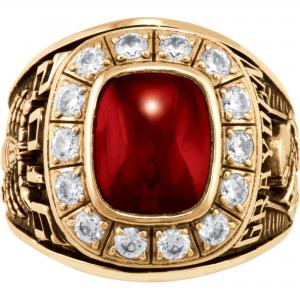 Guy's Square Premiere Class Ring