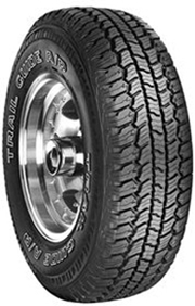 Multi-Mile Trail Guide All Terrain 245/75R16 120 S Tire
