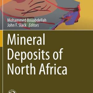 Mineral Resource Reviews: Mineral Deposits of North Africa (Paperback)