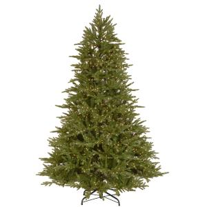 7.5 ft. Bedminster Spruce Medium Tree with Dual Color® LED Infinity Lights®